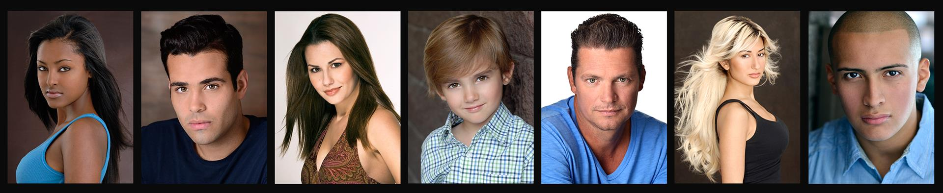 Actor Headshots in Beverly Hills and Los Angeles CA