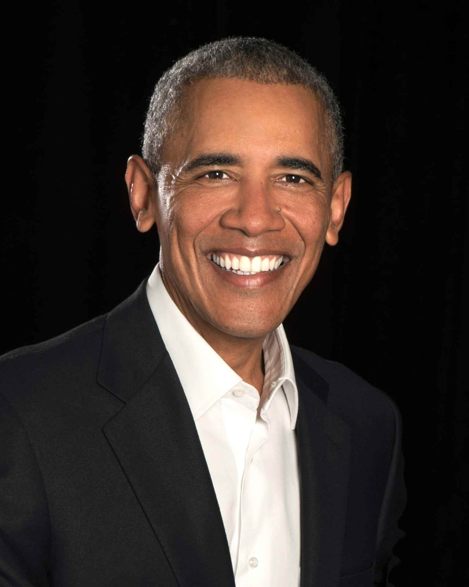 Corporate Headshot Barack Obama
